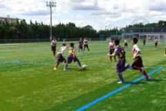 第18回ゆららカップ U-13の部開催しました!(8/22.23)